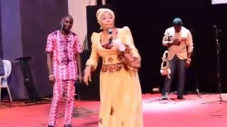 Download Watch Tope Alabi and Yetunde Are sing He's able in the African Way MP3 song and Music Video