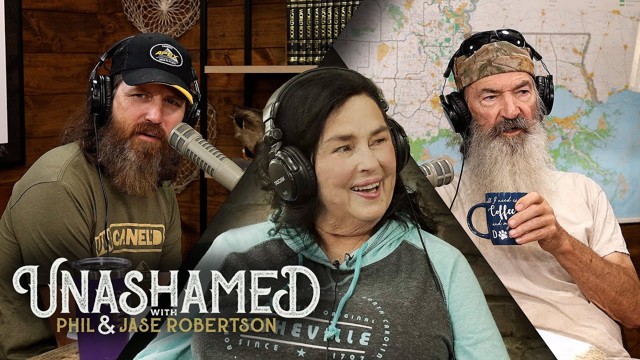 Download Miss Kay Surprises Phil and Jase, and Phil Is Shockingly Blunt   Ep 364