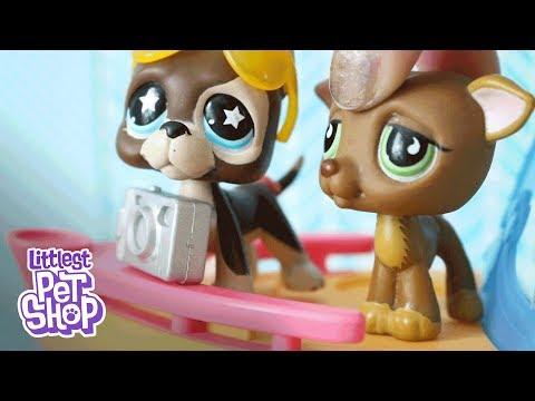 LPS Emily: Littlest Pet Shop Cruise Ship Adventure 🚢 #Ad