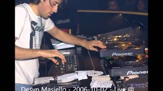 Desyn Masiello-Live@home club budapest 2006.10.02.