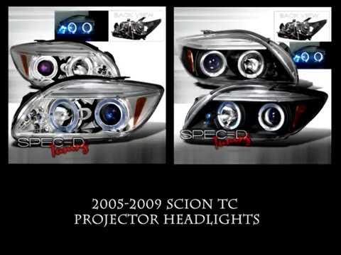 how to change a headlight on a 2009 scion tc autos post. Black Bedroom Furniture Sets. Home Design Ideas