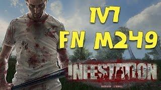 Infestation Survivor Stories 1v7 FN M249