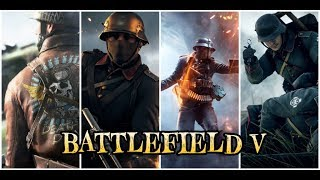 Battlefield™ 5 Opening Intro Scene GTX 1050Ti High Graphics | Asus TUF FX504GE i5 8th Gen