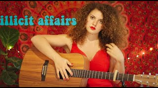 Taylor Swift – illicit affairs Cover