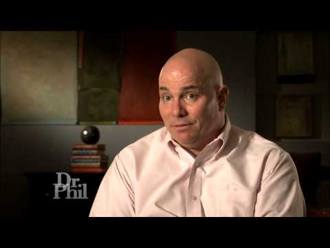 Dr. Phil: Guest Admits He Lied to Wife for Years about Having a Job