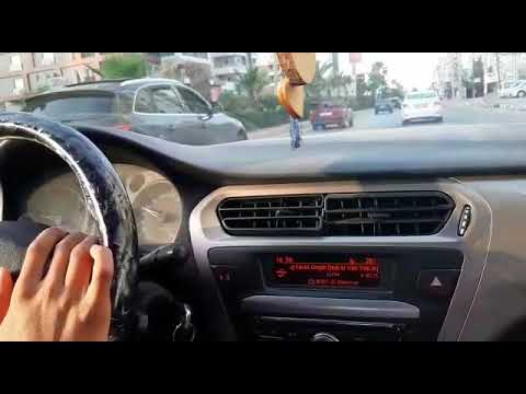 Arabada hikayelik video
