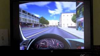 3D driving school Game