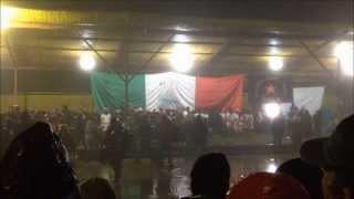 Veinte aniversario del levantamiento Zapatista