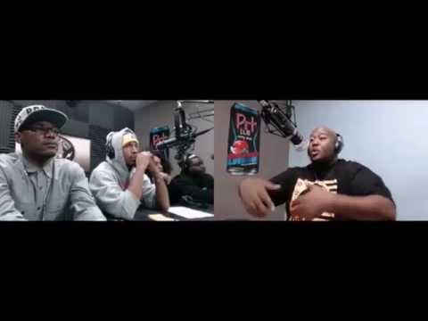 """Kenyatta """"Hip Hop Motivation Began The Day I Got Shot"""" on The Only Hip Hop Radio Show"""