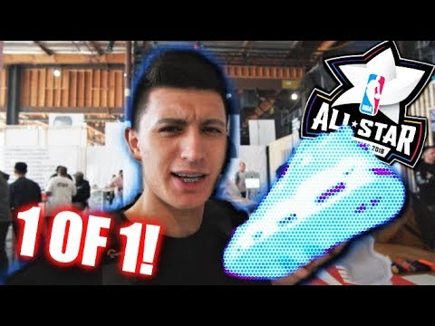 You CAN'T BUY THESE SNEAKERS! Nike Makers Space LA! - SNEAKERTALK VLOG