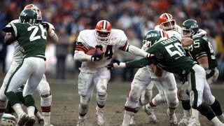 1986 Browns Highlights