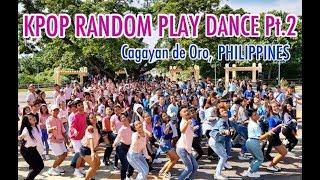 KPOP RANDOM PLAY DANCE Part 2 in Cagayan de Oro City, Philippines [Pink x Blue]
