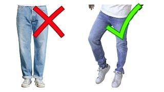 ¿Cómo vestir jeans claros? | No más dad jeans