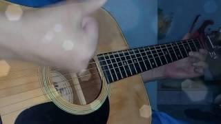 Kiếp ve sầu guitar solo - tab mixi Tòng
