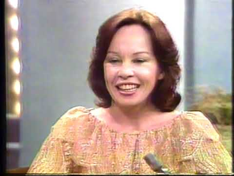 Leslie Caron, Louis Jourdan--1980 Australian TV interview, Gigi