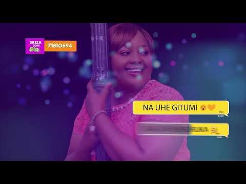 Ruth Wamuyu - Ngai Murathimi (LYRIC VIDEO)