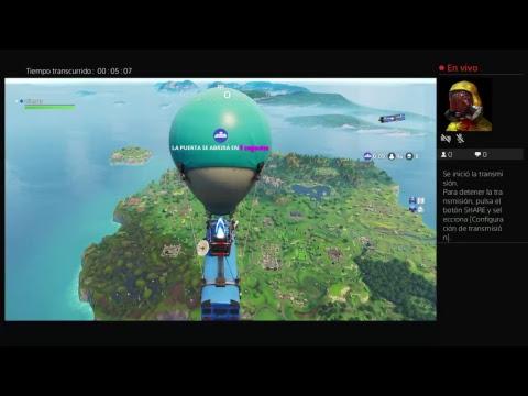Transmisión de PS4 en vivo de shingrey