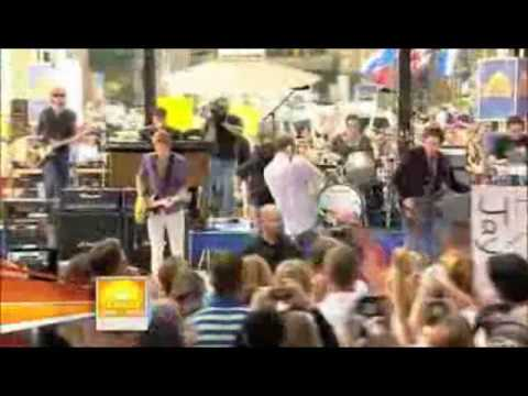 Rascal Flatts Performing Summer Nights On The Today Show