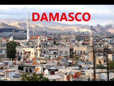 Cidades b blicas nos dias de hoje damasco s ria youtube - Fotos de damasco ...