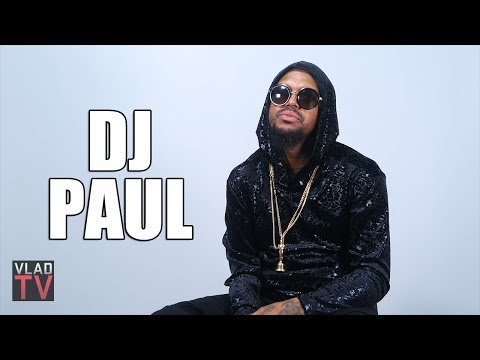 DJ Paul on Paying for Everything in Cash, Including His 8 Houses, Cars (Part 8)