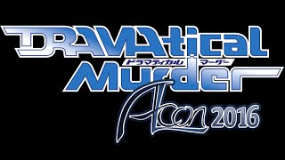 ALCON 2016 - DMMD / DRAMAtical Murder Panel