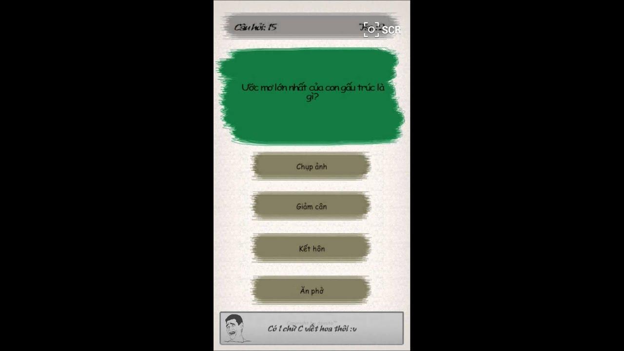 [Android Game] Ai Là Thánh Troll phiên bản mới cực kỳ hot