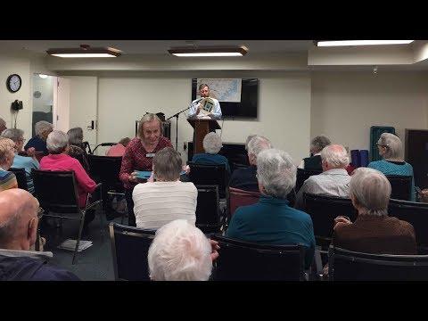 Carol Woods Artist Talk: Mark Kinsella