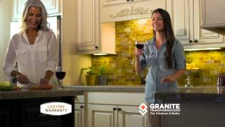 Granite Transformations - Get Inspired