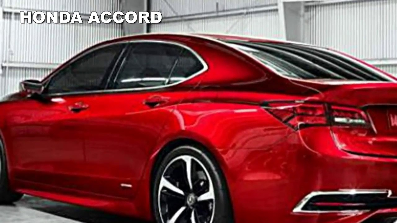 MP4 720p 2018 Honda Accord Interior Exterior Redesign Engine - YouTube