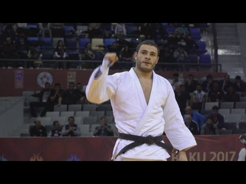 Judo Highlights - Baku Grand Slam 2017