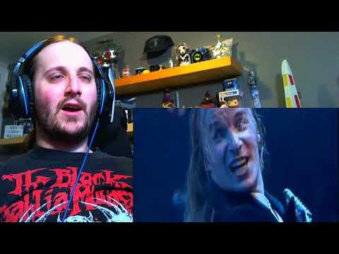 Nightwish - Where Were You Last Night (Reaction)