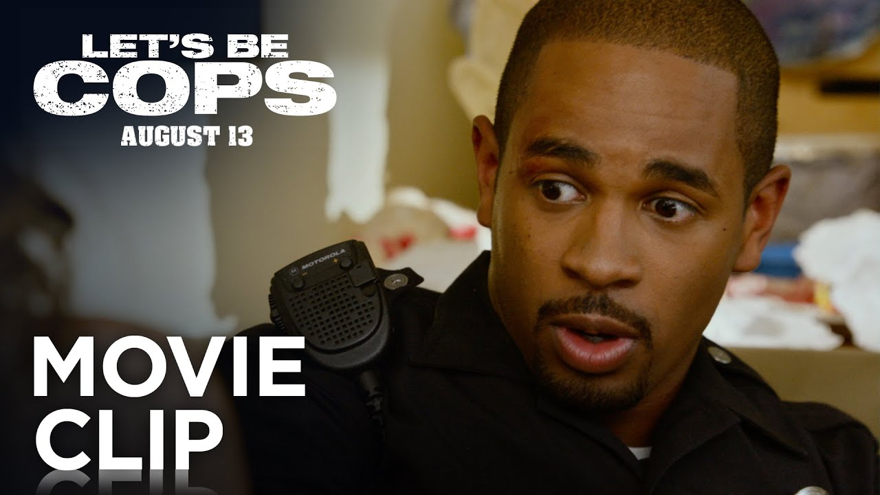 """Download Let's Be Cops   """"Not A Cop"""" Red Band Clip [HD]   20th Century FOX"""
