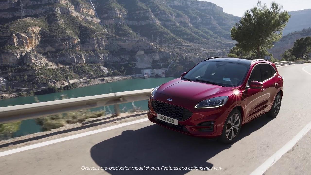 Revealed 2020 Ford Escape Plug In Hybrid Electric Vehicle Australia