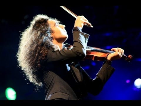 Nemanja Radulovic Paganini Violinconcerto No 1 D major 1st mov. - part 1