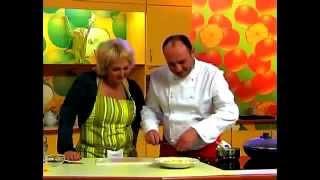 Кукурузная каша с сулугуни рецепт от шеф-повара / Илья Лазерсон / грузинская кухня