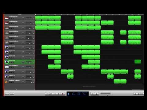 how to make beats on garageband