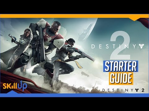 Destiny 2 | Starter (Tutorial) Guide For New Players- Classes, Guns & Game Modes Explained!