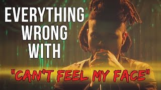"Everything Wrong With The Weeknd - ""Can"