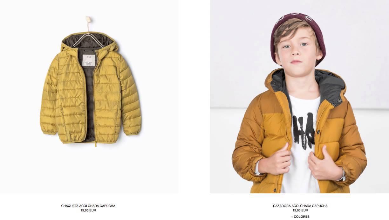 moda infantil zara 2017