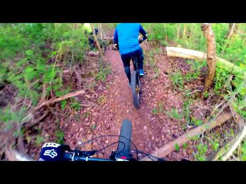 CUNNINGHAM PARK ......NYC MOUNTAIN BIKERS...