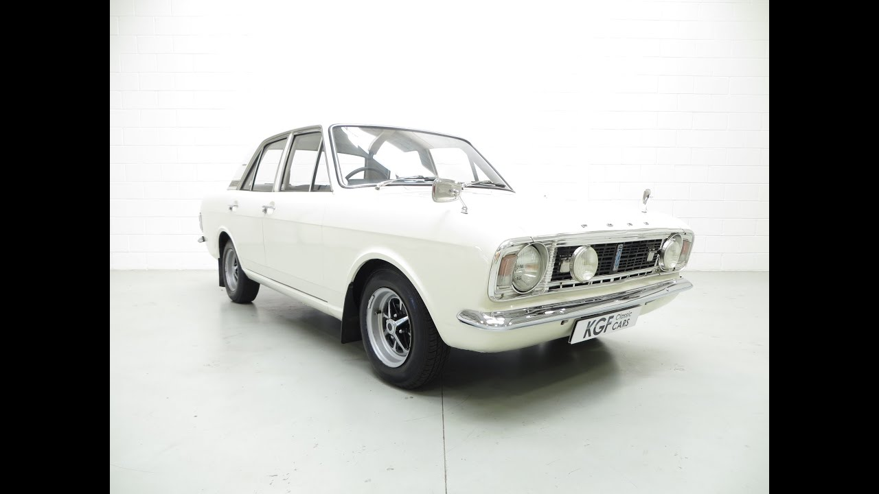 A Reputable and Lavish Ford Cortina Mk2 1600E with Just 64346 Miles From New - SOLD! - YouTube & A Reputable and Lavish Ford Cortina Mk2 1600E with Just 64346 ... markmcfarlin.com