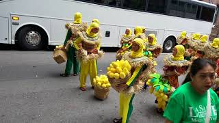 120th Philippine Independence Day Parade NYC pt.2/27 Getting ready