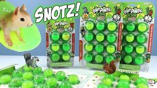 PopPops Snotz Series 1 Toys Bubble Popping Slime Yulu