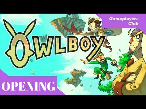 Owlboy Opening HD VIDEO