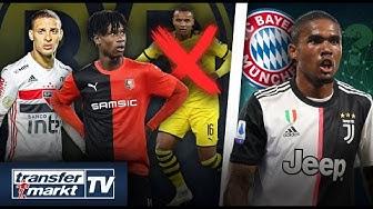 Erneuter Kader-Umbruch beim BVB – Bayern-Profis wollen Costa zurück | TRANSFERMARKT
