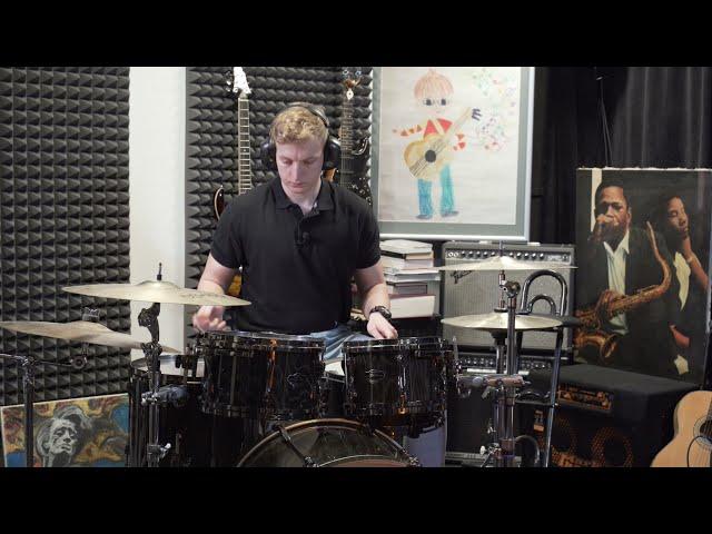 Odc. 23 Tomy w prostym rytmie #warsztaty perkusyjne