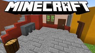 Minecraft Chaves : Construindo a Vila do Chaves !! ( Com Mods )