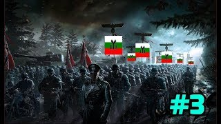 Hearts of Iron 4 - Road to 56 - Bulgaria (Fascist) - #3