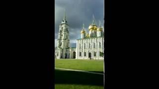 Тульский кремль.(Тульский кремль., 2016-05-21T14:30:56.000Z)