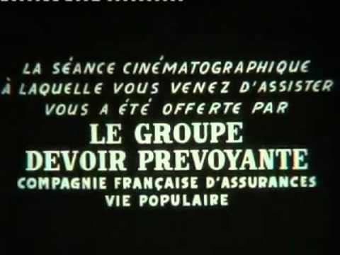 Groupe Prévoir publicité annees 40-50